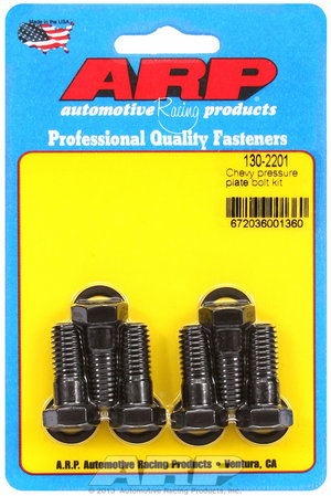 ARP Chevy pressure plate bolt kit 1302201