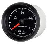 "Autometer Gauge, Fuel Level, 2 1/16"", 0-280? Programmable, ES 5910"
