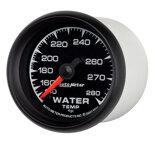 "Autometer Gauge, Water Temp, 2 1/16"", 140-280şF, Mechanical, ES 5931"