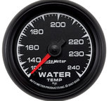 "Autometer Gauge, Water Temp, 2 1/16"", 120-240şF, Mechanical, ES 5932"