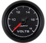 """Autometer Gauge, Voltmeter, 2 1/16"""", 18V, Digital Stepper Motor, ES 5991"""