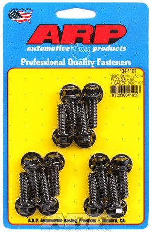 ARP SBC/GENIII LS 1/4 flange hex header bolt kit 1341101