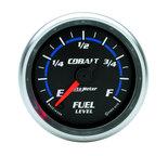 "Autometer Gauge, Fuel Level, 2 1/16"", 0-280? Programmable, Cobalt 6114"