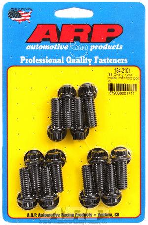 ARP SB Chevy 12pt intake manifold bolt kit (3/8 socket) 1342101