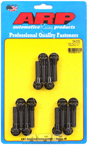 ARP SB Chevy 12pt intake manifold bolt kit 1342102