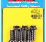 "ARP SB Chevy LS Series w/12"" clutch pressure plate bolt kit 1342203"