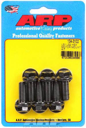 ARP LS1 LS2 hex motor mount bolt kit 1343102