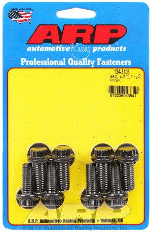 ARP SB Chevy 4-bolt 12pt motor mount bolt kit 1343103