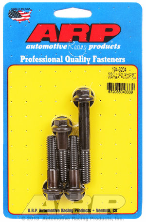 ARP SB Chevy hex short water pump bolt kit 1343204