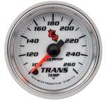 """Autometer Gauge, Transmission Temp, 2 1/16"""", 100-260şF, Digital Stepper Motor, C2 7157"""