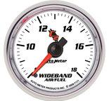"Autometer Gauge, Air/Fuel Ratio-Wideband, Analog, 2 1/16"", 8:1-18:1, Stepper Motor, C2 7171"