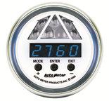 Autometer Gauge, Shift Light, Digital RPM w/ Blue LED Light, DPSS Level 1, C2 7187