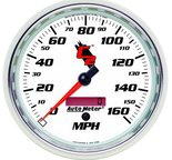 "Autometer Gauge, Tachometer, 3 3/4"", 10k RPM, Pedestal w/ ext. Quick-Lite, C2 7290"