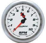 "Autometer Gauge, Tachometer, 3 3/8"", 10k RPM, In-Dash, C2 7297"
