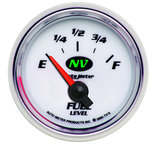 "Autometer Gauge, Fuel Level, 2 1/16"", 240?E to 33?F, Elec, NV 7316"