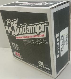 Fluidampr Harmonic Balancer Mitsubishi EVO 4G63