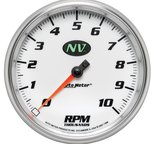 "Autometer Gauge, Tachometer, 5"", 10k RPM, In-Dash, NV 7498"