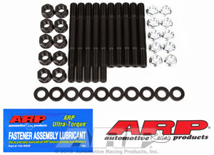 ARP SB Chevy 2-bolt small journal w/windage tray main stud kit 1345501