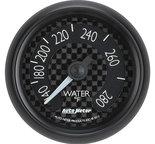 """Autometer Gauge, Water Temp, 2 1/16"""", 280şF, Mech, GT 8031"""