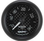 """Autometer Gauge, Water Temp, 2 1/16"""", 240şF, Mech, GT 8032"""