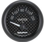 "Autometer Gauge, Water Temp, 2 1/16"", 250şF, Elec, GT 8037"