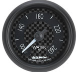 "Autometer Gauge, Water Temp, 2 1/16"", 260şF, Digital Stepper Motor, GT 8055"