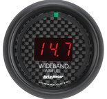 "Autometer Gauge, Air/Fuel Ratio-Wideband, Street, 2 1/16"", 10:1-17:1, Digital, GT 8079"
