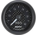 """Autometer Gauge, Voltmeter, 2 1/16"""", 18V, Digital Stepper Motor, GT 8091"""