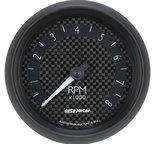 "Autometer Gauge, Tachometer, 3 3/8"", 8k RPM, In-Dash, GT 8097"