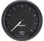 "Autometer Gauge, Tachometer, 5"", 8k RPM, In-Dash, GT 8098"
