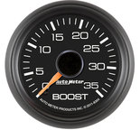 "Autometer Gauge, Boost, 2 1/16"", 35psi, Mechanical, GM Factory Match 8304"