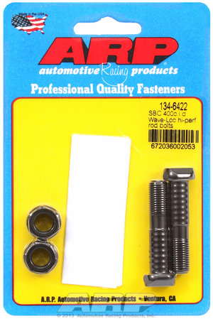 ARP SB Chevy 400c.i.d. wave-loc hi-perf rod bolts 1346422