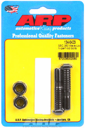 ARP SB Chevy 350 wave-loc hi-perf rod bolts 1346423