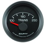 """Autometer Gauge, Transmission Temp, 2 1/16"""", 100-250şF, Electric, Ford Factory Match 8449"""