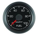 "Autometer Gauge, Fuel Pressure, 2 1/16"", 30psi, Stepper Motor, Ford Factory Match 8463"