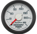 "Autometer Gauge, Boost, 2 1/16"", 35psi, Mechanical, Ram Gen 3 Factory Match 8504"