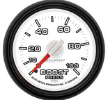 "Autometer Gauge, Boost, 2 1/16"", 100psi, Mechanical, Ram Gen 3 Factory Match 8506"