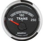 "Autometer Gauge, Trans. Temp, 2 1/16"", 100-250şF, Electric, Ram Gen 4 Factory Match 8550"