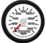 """Autometer Gauge, Trans Temp, 2 1/16"""", 100-260şF, Stepper Motor, Ram Gen 3 Fact. Match 8557"""
