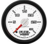 """Autometer Gauge, Fuel Press, 2 1/16"""", 30psi, Digital Stepper Motor, Ram Gen 3 Fact. Match 8560"""