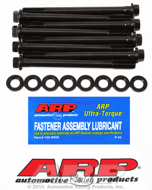ARP BB Chevy Late Bowtie/Dart Merlin hex exhaust BOLTS ONLY 1353605