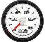 """Autometer Gauge, Fuel Press, 2 1/16"""", 100psi, Digital Stepper Motor, Ram Gen 3 Fact. Match 8563"""