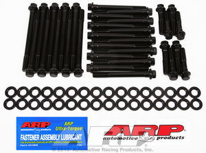 ARP Mark V or Mark IV, w/Brodix Alum head, hex head bolt kit 1353609