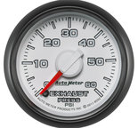"Autometer Gauge, Exhaust Press., 2 1/16"", 60psi, Stepper Motor, Ram Gen 3 Factory Match 8592"