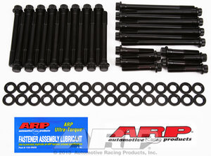 ARP BB Chevy, w/Iron & Alum Dart heads, 12pt hbk 1353703