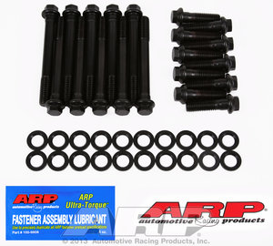 ARP SB Chrysler w/RHS Pro Action 18deg 360 X Heads head bolt kit 1443606