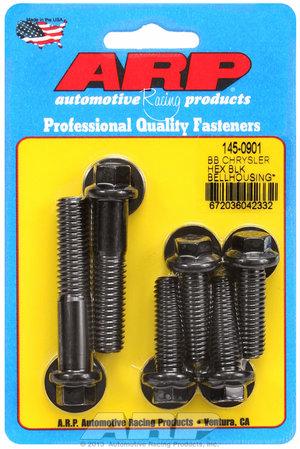 ARP BB Chrysler hex bellhousing bolt kit 1450901