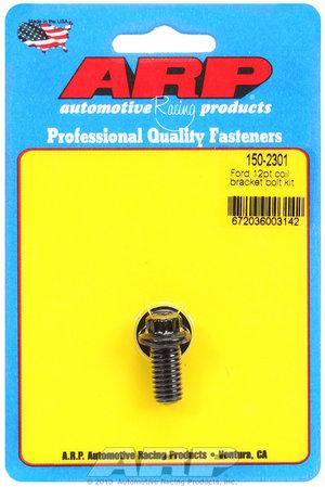 ARP Ford 12pt coil bracket bolt kit 1502301