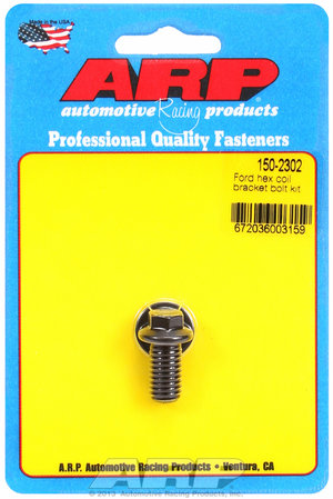 ARP Ford hex coil bracket bolt kit 1502302