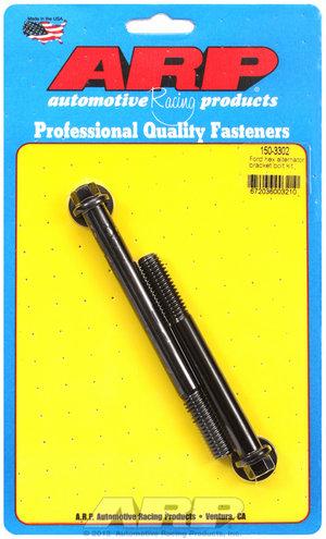 ARP Ford hex alternator bracket bolt kit 1503302